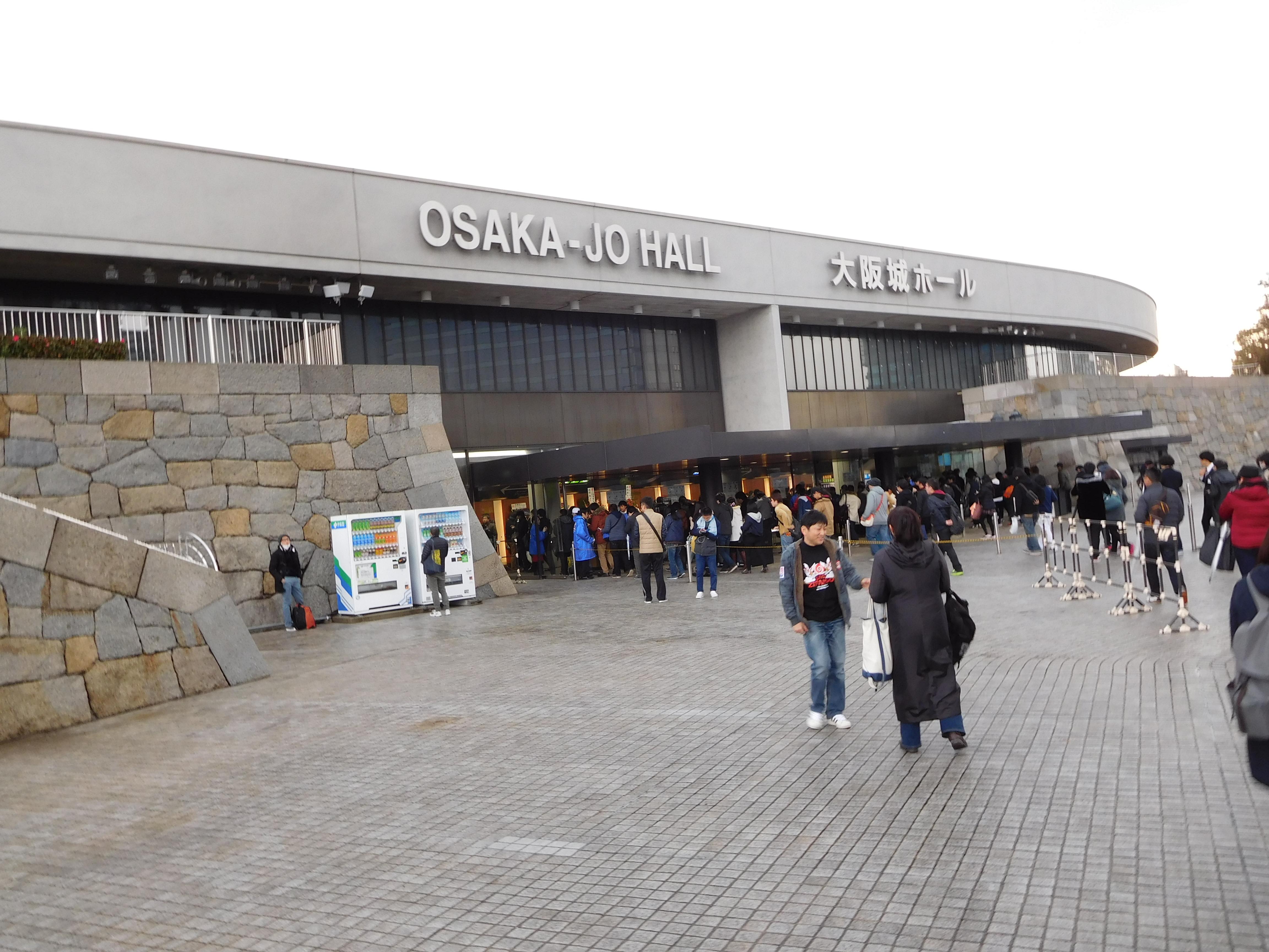 人気声優水樹奈々・大阪城ホールライブに潜入レポ!